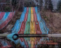Abandoned places – Forladte steder