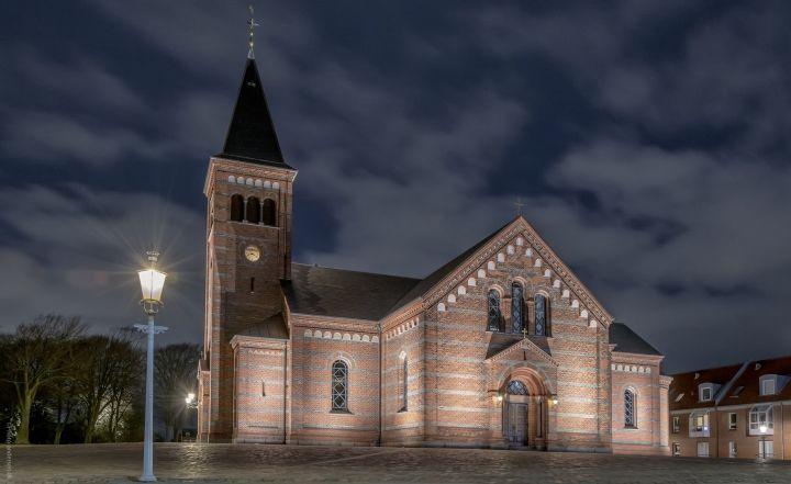 Vor Frelser Kirke i Esbjerg