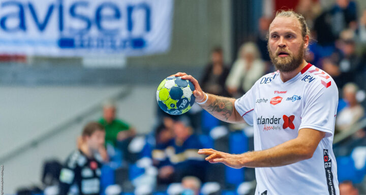 Henrik Møllgaard fra Aalborg Håndbold, har vundet 2 x DM, og 2 x VM med det Danske Herre Landshold i Herrehåndold